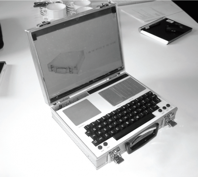 1982 Office In A Briefcase For The Year 2000